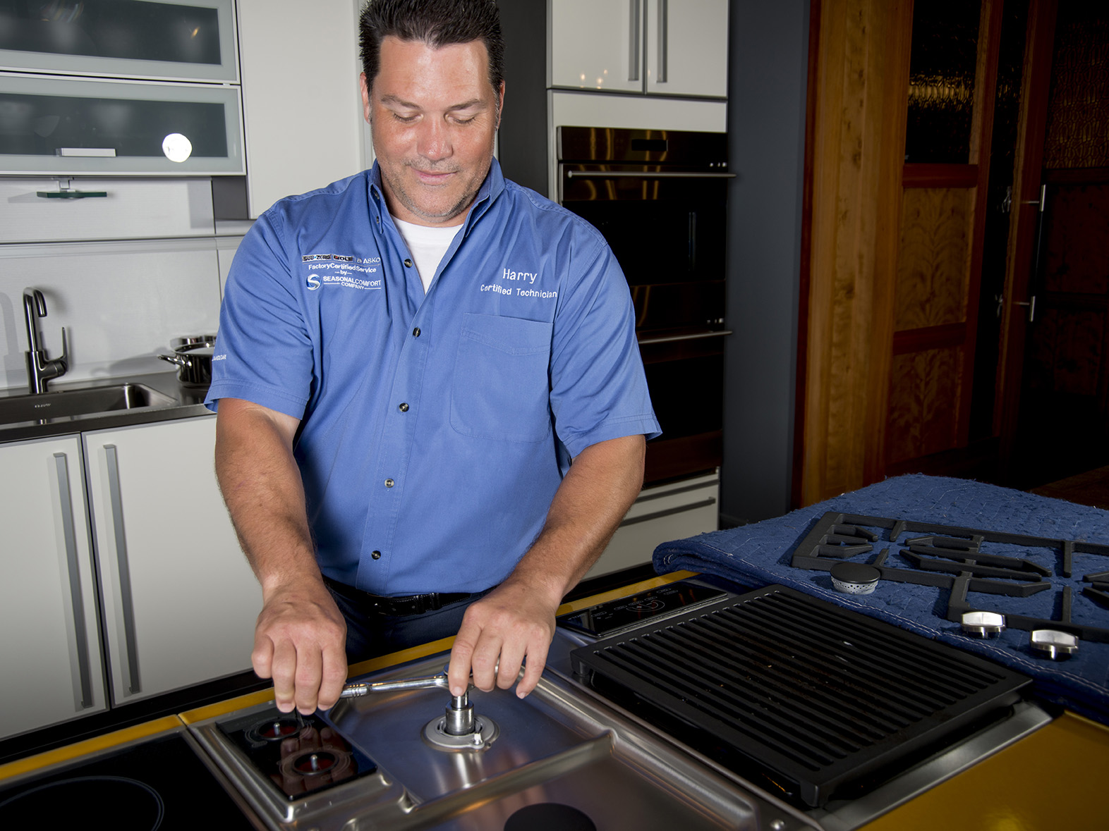 Wolf Appliance Repair Service for Greater Houston | Seasonal Comfort